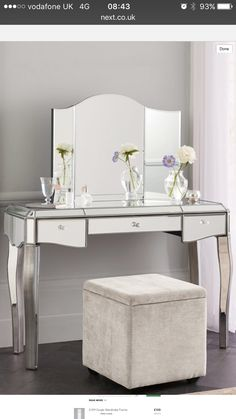 Bon Next Dressing Table