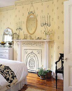 ***RINCONES, DETALLES, ANECDOTAS, GUIÑOS DECORATIVOS ROMANTICOS*** (pág. 126) | Decorar tu casa es facilisimo.com