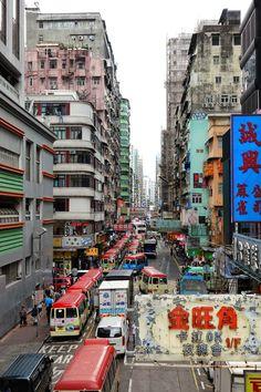 Mong Kok, Hong Kong Street Photography