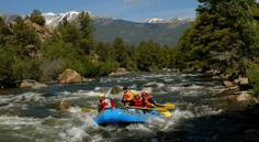 Raft Colorado's Finest Class III and III+ Whitewater!!