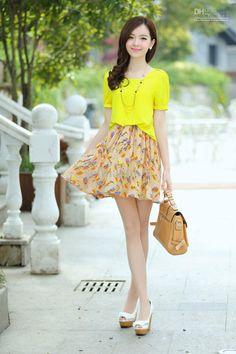 korean fashion spring women colors