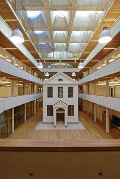 Gyldendal Norsk Forlag Publishing House - Sverre Fehn - Oslo - 2007