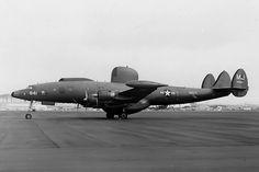 US Navy - Lockheed EC-121K Warning Star (Bu 145941) (Modex #941) Tail Code (MJ)