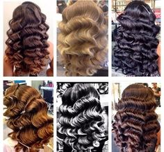 Fingerwaves Tips from Mustafa Avci of Hair Salon M