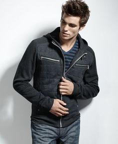 Another versatile jacket, cool texture $50