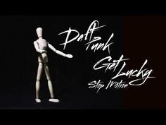 Daft Punk Get Lucky Stop Motion
