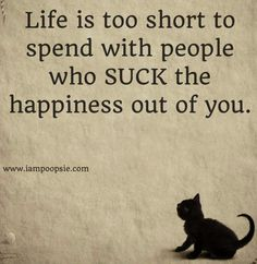 Life is too short quote via www.IamPoopsie.com