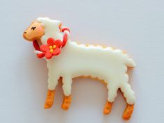 cookie goat