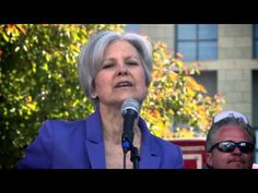 """Jill Stein: A New World Is In Our Hands! 