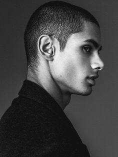 Next / London / Eryck Laframboise Senior Girl Photography, Profile Photography, Face Photography, Face Drawing Reference, Male Pose Reference, Photo Reference, Male Model Face, Male Face, Side Portrait