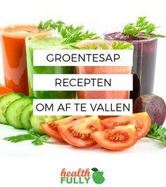In deze post heb ik de 5 beste groentesap recepten samengesteld die jou helpen om af te vallen. Het is nog nooit zo makkelijk geweest!