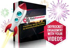 FlickDramatizer: Software which changes a videos outlook and increases its exposure