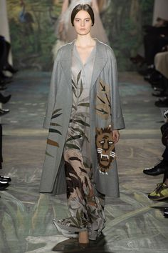 I want this coat so bad!!! :) Valentino | Spring 2014 Couture Collection | Style.com