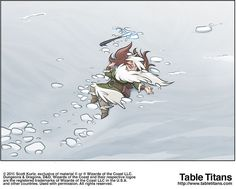 Winter of The Iron Dwarf - Page 94 Storm Kings Thunder, The Elf, Dwarf, Storytelling, Iron, Comics, Winter, Anime, Table