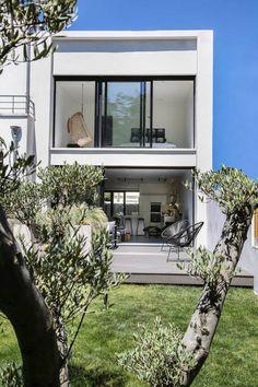 miniature Construction, aménagement et décoration d'une maison ultra contemporaine de 120 m2, Paris, WOM  - Stéphanie Michel-Girard - architecte d'intérieur