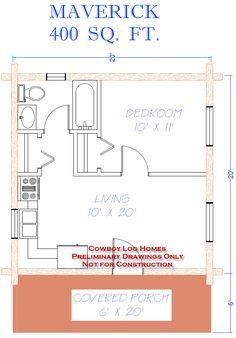 maverick floor plan