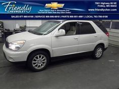Used-cars-in-Minneapolis | 2006 Buick Rendezvous CXL | minneapoliscarsforsale.com