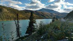 Summit Lake BC Canada. Driving up the Alaska Highway. [OC] 2560 x 1440