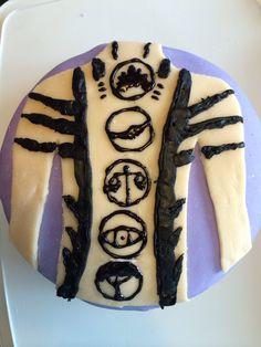 Divergent cake