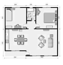 croquis de casas de 60 metros cuadrados ile ilgili görsel sonucu