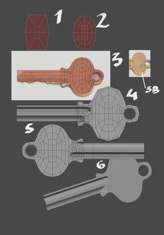 FAQ: How u model dem shapes? Hands-on mini-tuts for mechanical sub-d AKA ADD MORE GEO - Page 161 - Polycount Forum