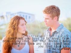 The Last Song, Nicholas Sparks <3