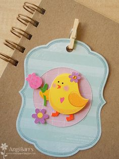Easter tags by Angi Barrs using @Heidi Haugen Swapp