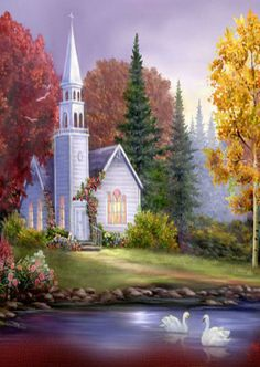 Church I know its artwork but beautiful