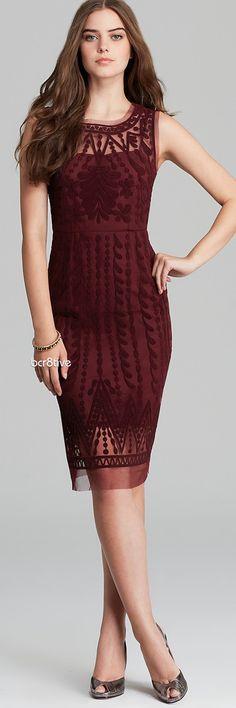 Catherine Malandrino Dress - Marcella Embroidered