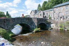 Ecosse - Beddgelert bridge