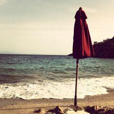Psarou beach... Mykonos, Greece, Most Beautiful, Romantic, Island, World, Greece Country, Islands