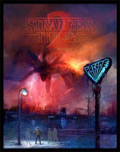 Stranger Things 2 - Cliff Cramp