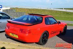 Porsche 968 CS by Fast Car Zone, via Flickr
