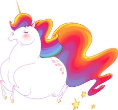 a_lovely_unicorn_by_hellcorpceo-d39v4wi.png 487×451 pixels