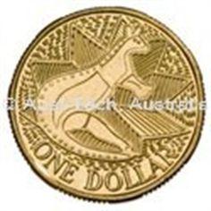 $1 Coin 1988 Australian Proof One Dollar Ex RAM Set Free Post Australia!