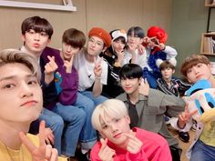 Say hello to the 11 members of and be apart of their life! Drama, Quantum Leap, Fandom, V Live, Fans Cafe, I Love You All, Album, Happy Weekend, Kpop Boy