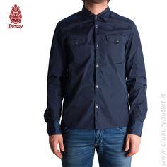 #Dondup #shirt -60% su #eluxuryoutlet! >> http://www.eluxuryoutlet.it/it/camicia-don-dup-10.html