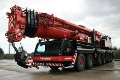 Mammoet Liebherr Mobile Crane