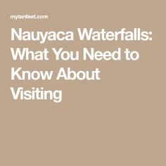 Nauyaca Waterfalls: What You Need to Know About Visiting
