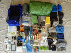 Restless Kiwi: Walking the Te Araroa Trail and other adventures around the world: Back Home and Gear Sorted