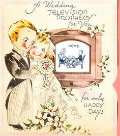 M639 Vintage Anniversary Greeting Card By Norcross Jarysstuff 400