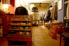 Atelier di Cavalli & Nastri e Olivinta  Moda e design Vintage