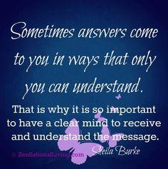 clear yo mind- via Zen-Sational Living fb webpage