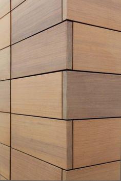 backlit cedar cladding - Google Search