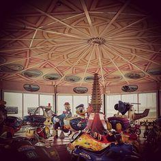 Donald's intimity  #donald #carousel