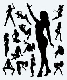 Find Vector Set Silhouette American Football Player stock images in HD and millions of other royalty-free stock photos, illustrations and vectors in the Shutterstock collection. Cartoon Silhouette, Girl Silhouette, Pinup, Most Beautiful Black Women, Greek Statues, Photo Texture, Sexy Shirts, Abstract Photos, Photo Backgrounds