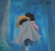 Ace And Luffy, Painting, Art, Art Background, Painting Art, Kunst, Paintings, Performing Arts, Painted Canvas