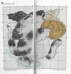 Gallery.ru / Фото #54 - The world of cross stitching 185+M.Sherry-Stitcher's Diary 2 - tymannost