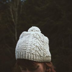 Fall  [pattern: faller's cap // yarn: madelinetosh Tosh Vintage in birch grey]