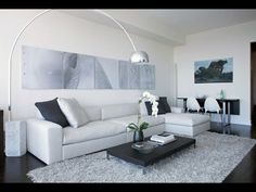 Ideas de decoración de salones modernos
